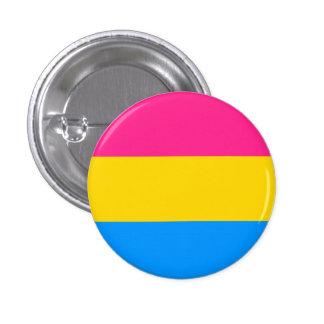 Pansexual Pride Flag 3 Cm Round Badge