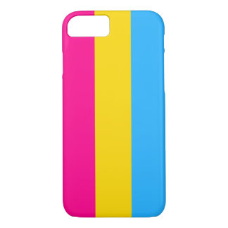 """PANSEXUAL PRIDE FLAG"" iPhone 8/7 CASE"