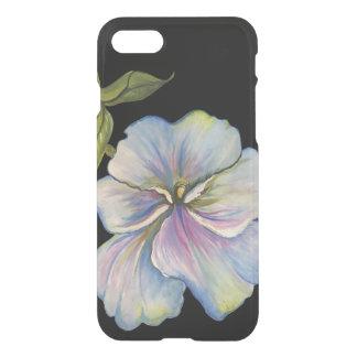 Pansie watercolor iPhone 8/7 case