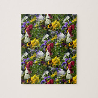 Pansies Forever... Puzzles