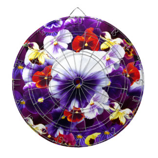 Pansy Celebration, Dartboard