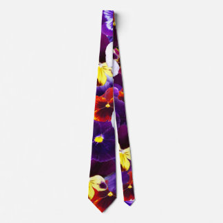 Pansy Celebration, Tie