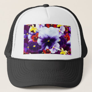 Pansy Celebration, Trucker Hat