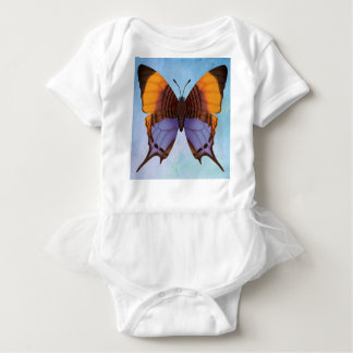 Pansy Daggerwing Butterfly Baby Bodysuit