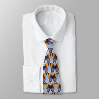 Pansy Daggerwing Butterfly Tie
