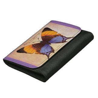 Pansy Daggerwing Butterfly Wallets