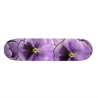 Pansy Garden Skate Boards