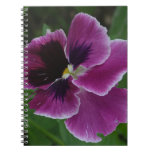 Pansy Pictures Notebook