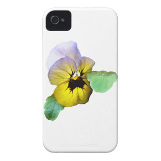 Pansy Saluting iPhone 4 Covers