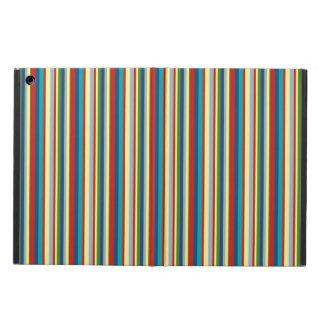 Pantaloon Stripe iPad Air Cover