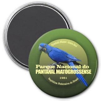 Pantanal Matogrossense NP (Macaw) WT Magnet