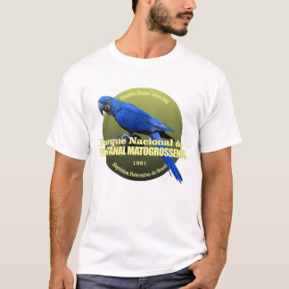 Pantanal Matogrossense NP (Macaw) WT T-Shirt