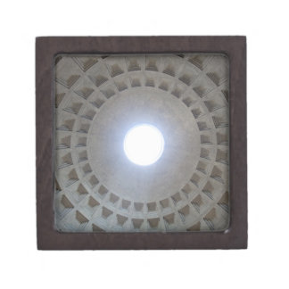 Pantheon  ceiling, low angle wide angle view premium keepsake boxes
