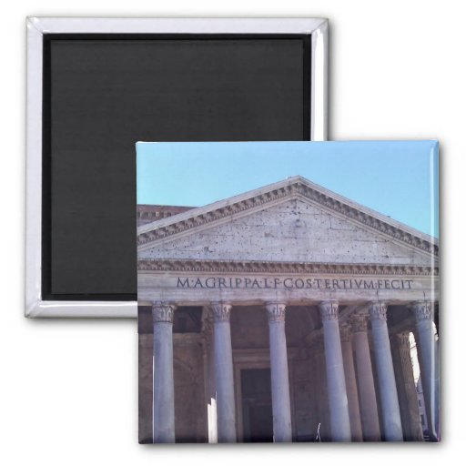 Pantheon, Rome, Italy Magnet
