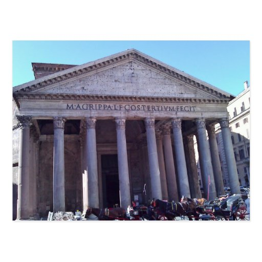Pantheon, Rome, Italy Postcards
