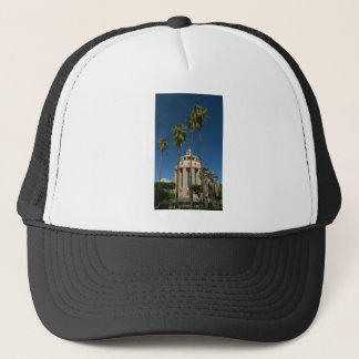 Pantheon, Syracuse, Sicily, Italy Trucker Hat