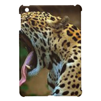 Panther Bearing Teeth Cover For The iPad Mini