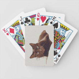 Panther Bicycle Playing Cards