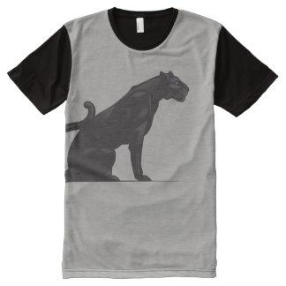 Panther - Black Animal Tshirts