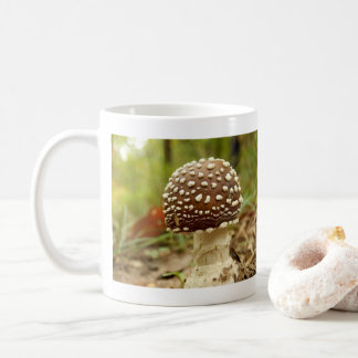 Panther Cap Mushroom Mug