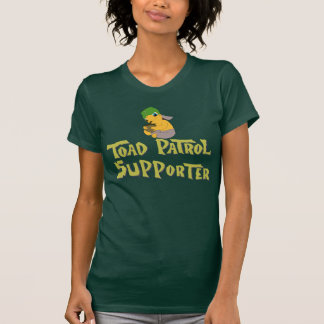 Panther Cap Toad Patrol Supporter Shirts
