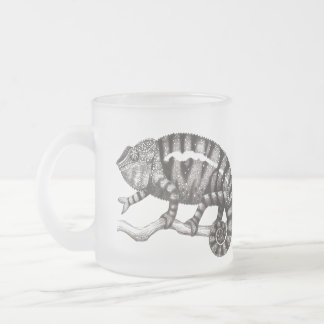 Panther Chameleon Customizable Mug