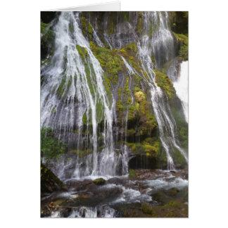Panther Creek Falls Card