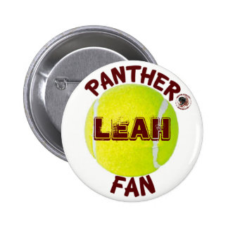 Panther Fan Tennis Button sponsored by BABC