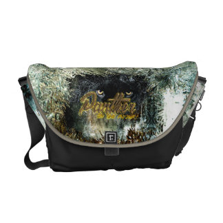 """""""Panther on the Prowl"""" Commuter Bag"""