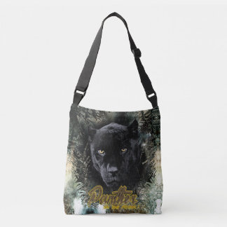 """""""Panther on the Prowl"""" Crossbody Bag"""