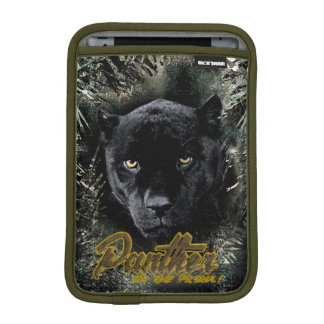 """Panther on the Prowl"" iPad Mini Sleeve"