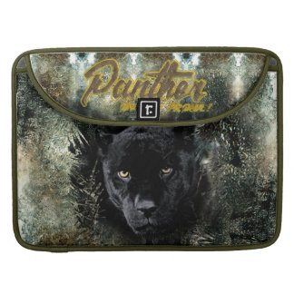 """""""Panther on the Prowl"""" Sleeve For MacBook Pro"""