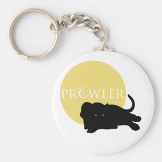 Panther Prowler Key Ring