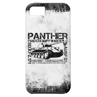 Panther Tank iPhone 5 Cases