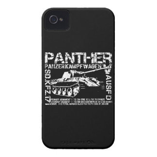 Panther Tank Case-Mate iPhone 4 Case