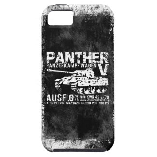 Panther Tank iPhone / iPad case