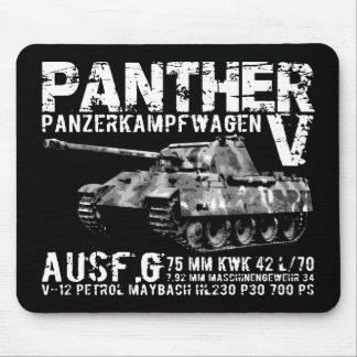 Panther Tank Mousepad