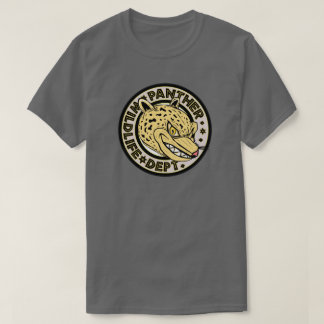Panther Wildlife Dept. T-Shirt