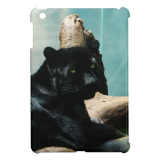 Panther with Piercing Eyes iPad Mini Covers