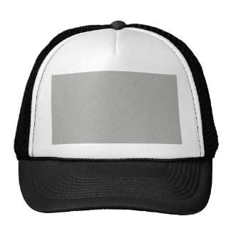 PANTONE Glacier Gray with faux fine Glitter Trucker Hat