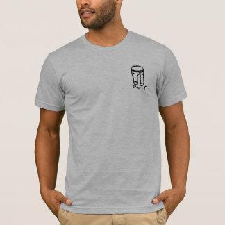 Pants Small Logo Shirt Grey