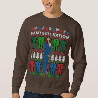 Pantsuit Nation Tacky Christmas Sweater Sweatshirt