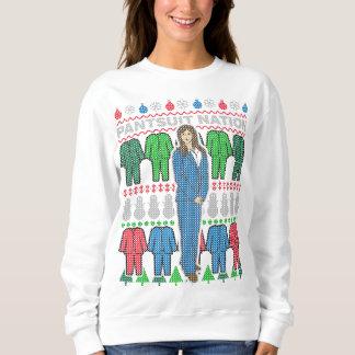 Pantsuit Nation Ugly Christmas Sweater Sweatshirt