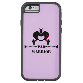 PAO Warrior iPhone Rugged Tough Case
