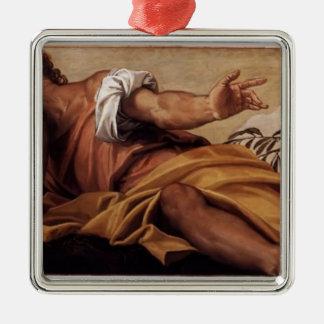 Paolo Veronese- St Matthew Christmas Tree Ornament