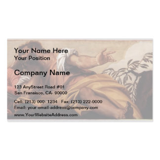 Paolo Veronese- St Matthew Pack Of Standard Business Cards