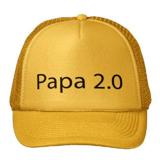 Papa 2.0 cap