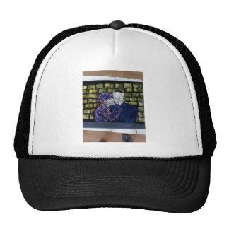 papa amor trucker hat