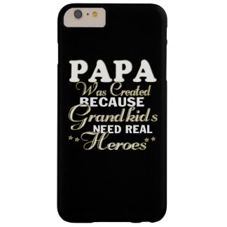 PAPA BARELY THERE iPhone 6 PLUS CASE