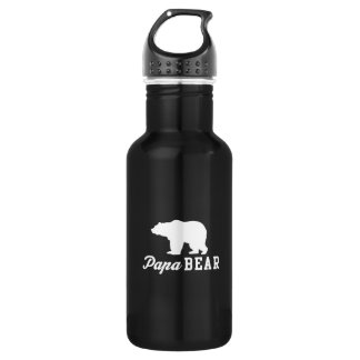 Papa Bear 532 Ml Water Bottle